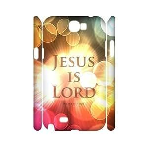 Jesus CUSTOM 3D Phone Case for Samsung Galaxy Note 2 N7100 LMc-87784 at LaiMc WANGJING JINDA