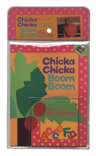 Chicka Chicka Boom Boom (Book & CD) - Import It All - photo#14