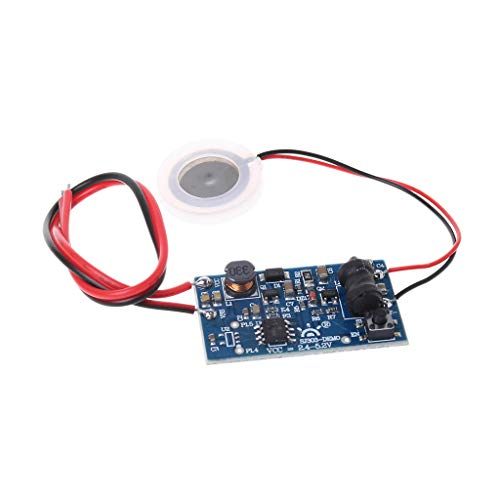 HEIYAO Humidifier DIY Kit 5V Mist Maker Transducer Humidified Plate Accessories + PCB Module D16mm