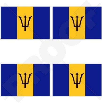 BARBADOS Barbadian Flag Lesser Antilles 2
