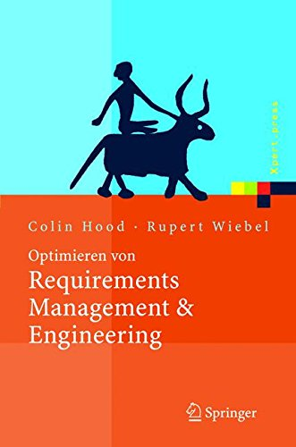 Optimieren von Requirements Management & Engineering: Mit dem HOOD Capability Model (Xpert.press) Gebundenes Buch – 11. Januar 2005 Colin Hood Rupert Wiebel Springer 3540211780