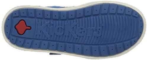 Kickers Ziguero - Zapatillas de deporte Niños Azul - azul