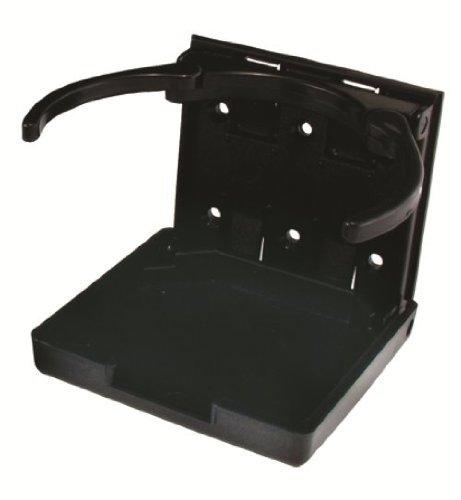 - JR Products 45619 Black Adjustable Cup Holder