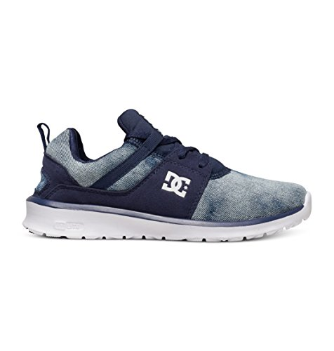 Shoes Denim Heathrow Azul Zapatillas Dc Se Mujer Para BxUSqURdw