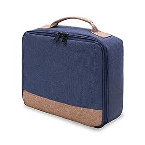Bolsa para Proyector,25 x 21 x 11cm Estuche de Proyector Portátil ...