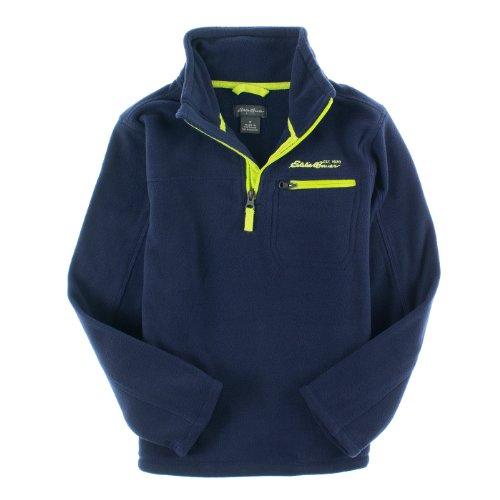 Micro Fleece 1/2 Zip Pullover - 5