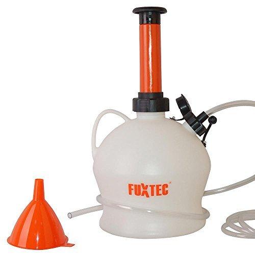 FUXTEC Absaugpumpe FX-AP4L Ö labsaugpumpe Flü ssigkeitsabsaugpumpe Ö lpumpe 4 Liter