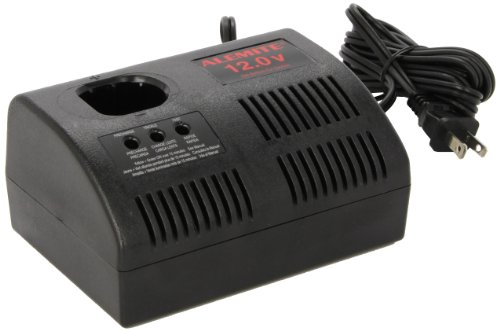 Alemite 339803 12 Volt Battery Charger, Use with 575-A, 575-B Grease Guns
