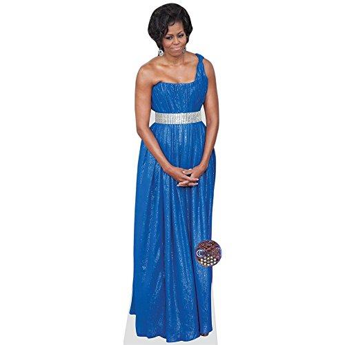 Michelle Obama Mini Cutout