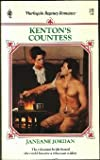 Kenton's Countess, Janeane Jordan, 0373311761