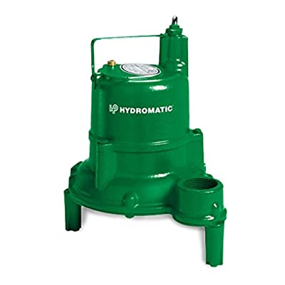 Hydromatic SHEF40A1 Cast Iron Effluent Pump
