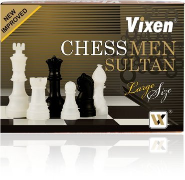 Vixen Chess Men Sultan (Multicolour)