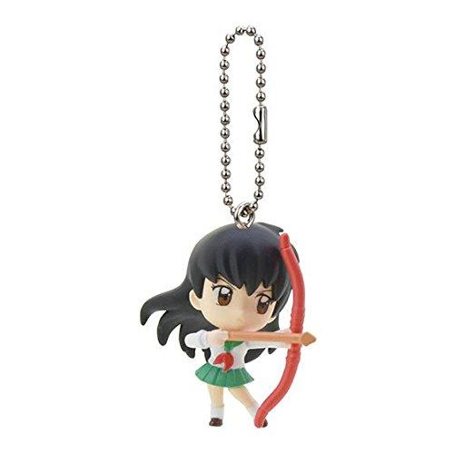 Keychain Figure Inuyasha - InuYasha Sengoku Otogizoushi Swing Keychian Mascot Figure ~1.5