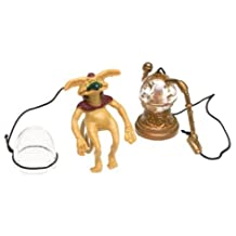 Vintage 1983 Star Wars Salacious Crumb from Jabba the Hutt Action Playset in Original Sealed Baggie