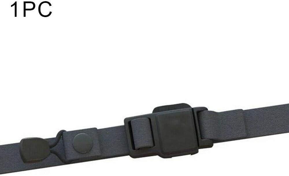 Banda el/ástica ajustable-M/áscara Cintur/ón-Cintur/ón multifuncional-Gancho para la oreja para proteger su nariz y o/ídos 1 PC