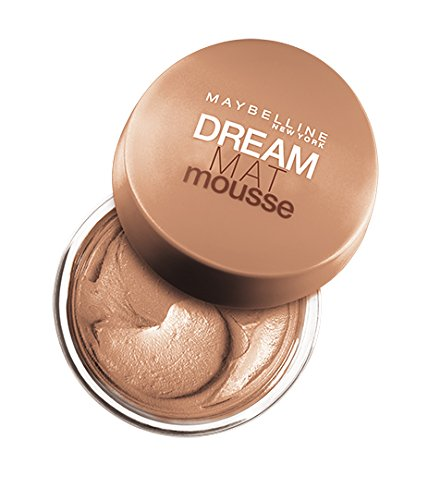 Maybelline New York Dream Mat Mousse Base de Maquillaje, Tono: nº32 Dorado - 103 gr: Amazon.es: Amazon Pantry