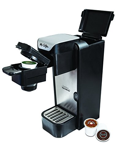 Mr Coffee Espresso Maker Filter : Mr. Coffee K-Cup Coffee Maker System with Reusable Grounds - Import It All