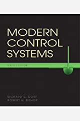 Modern Control Systems Hardcover