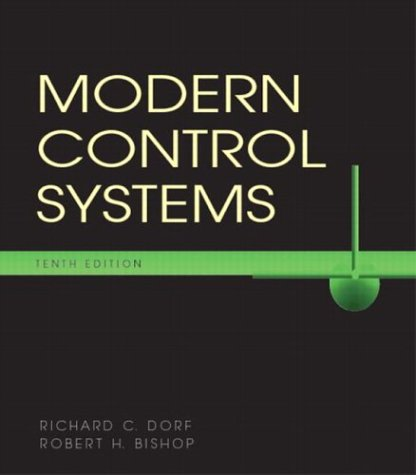 Modern Control Systems, 10th Edition