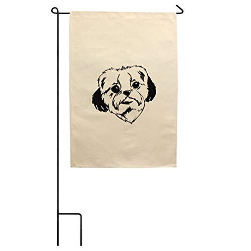 - Style in Print Canvas Garden Flag 18