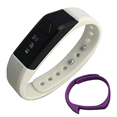 Toprime®Smart Watch PDM1102 Fitness Tracker Wearable Teachnology Tracking Distance,Steps,Sleeping,Calories