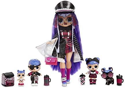 LOL Surprise Winter Disco BIGGER SURPRISE Fashion Doll Tots Lil Pet