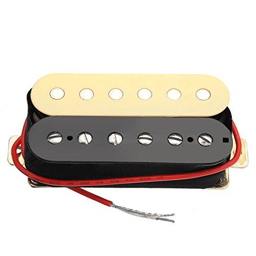 SimpleLife Black Guitars Strat Knob Perillas de Control de 1 Volumen y 2 Tonos para Fender Stratocaster