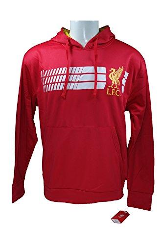 Fleece Jacket Sweatshirt Official License Soccer Hoodie Medium 017 (Embroidered Soccer Sweatshirt)