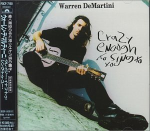 Warren Demartini Crazy Enough To Sing To You Amazoncom Music