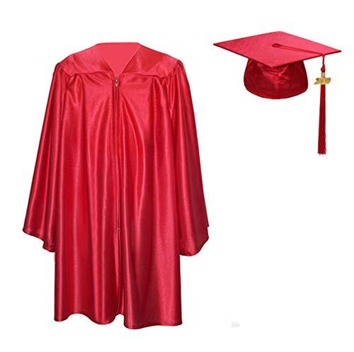 GraduationForYou Shiny Kindergarten Gown Cap Tassel