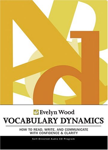 Evelyn Wood Vocabulary Dynamics