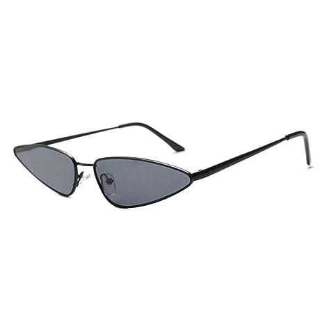 Yangjing-hl Gafas de Sol Personalidad Gafas de Tendencia ...