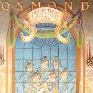 Christmas Album Donny Marie Osmond Family