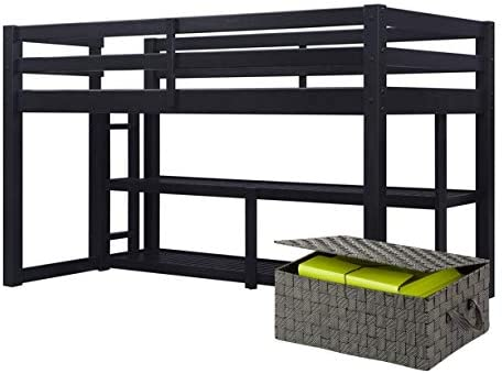 Better Homes and Gardens Loft Storage Bed and Storage Box - the best modern bed for the money
