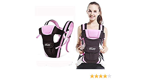 0-24 Months Breathable Front Facing Baby Carrier Infants Sling Backpack