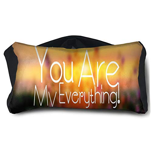 Eye Pillow You'Re My Everything Cool Eye Bag Cover Mens Portable Blindfold Sleeping Protection