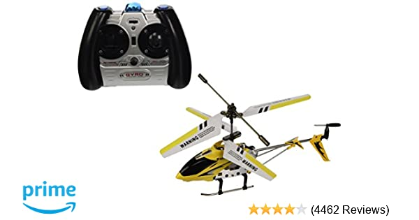 Amazon Com Tenergy Syma S Sg R C Helicopter Colors Vary Toys Games