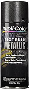 Dupli-Color MX100 Graphite Textured Metallic Spray - 11 oz.
