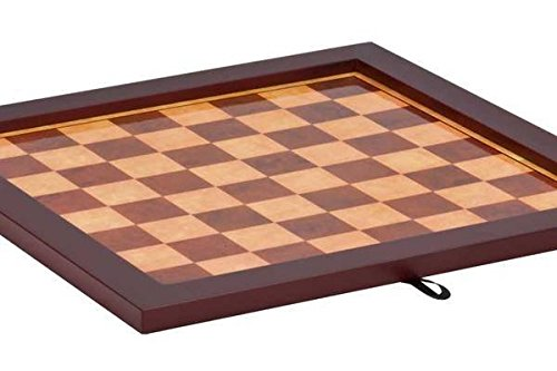 【正規通販】 Wooden B00BQSH28I Chess Frame Wooden Chess Board B00BQSH28I, 古座川町:f739b4f6 --- martinemoeykens.com
