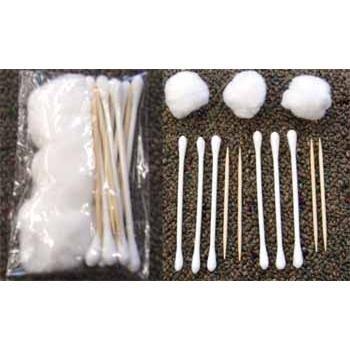 Cotton Balls Case Pack (Bulk Buys Vanity packs - Case of 100)