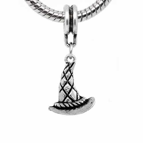 Sexy paillettes Femme Assistant/chapeau de sorcière Chaîne Serpent pour bracelets de charme