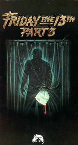 Friday the 13th, Part 3 [VHS]