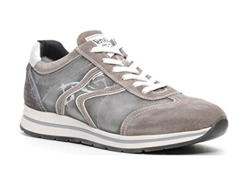 Nero Giardini - Zapatillas para hombre Sasso