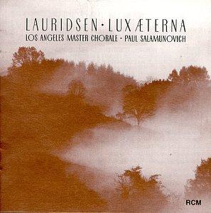 Lauridsen: Lux Aeterna 41NDM65GHVL