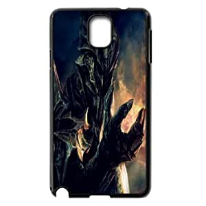JS-16 Game The Dark King Black Print Hard Shell Case for Samsung Galaxy Note 3