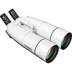 With two huge 100mm objective lenses, the new GiantView BT-100 delivers an immersive observing experience unlike any other. Stargazing with both eyes brings an amazing amount of depth to each view while also making each observation more relax...