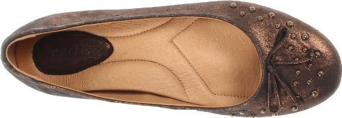 donna Earth Earth Bronzo Bellflower Balletto Balletto Bellflower Bronzo donna 6Fp0wqq