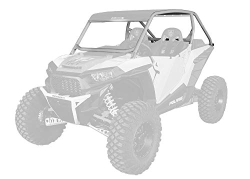 (Pro Armor XP1K Baja Roll Cage System Raw Unpainted 2014-2018 Polaris RZR XP 1000 Turbo)