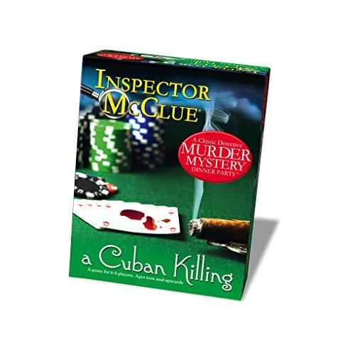 Inspector McClue 6545 Cuban Killing, Green]()