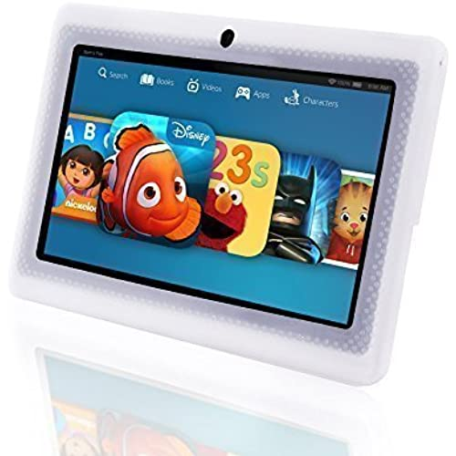 Palmer and Axe 7-Inch LillyPad Jr. Kids Tablet with Exclusive App Suite and Parental Controls (Rainbow) Coupons